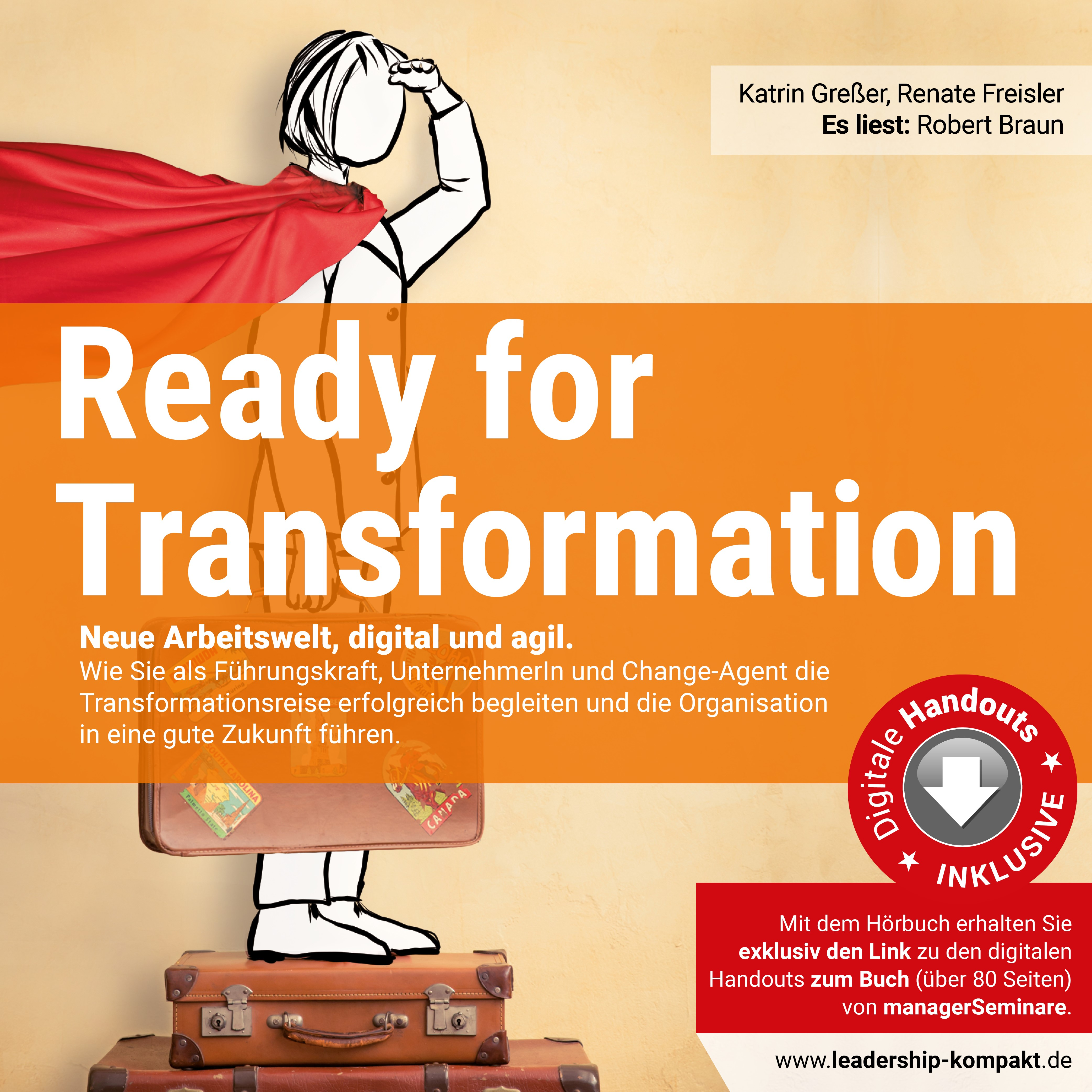 Hörbuch: Ready for Transformation